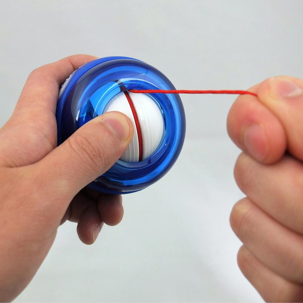 パワーボール使い方(回し方)ステップ3