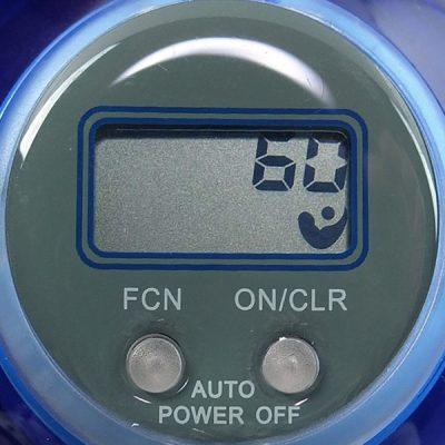 パワーアップ測定モード (30、60、90秒のタイムアタックストレングス計測)