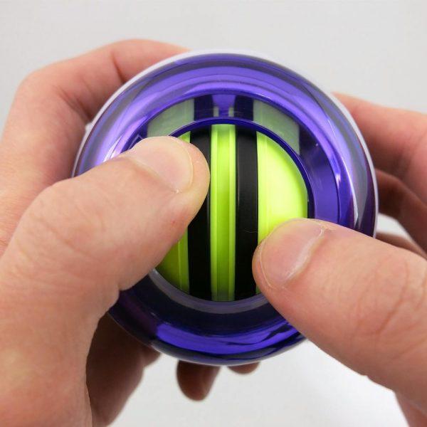 パワーボール使い方・回し方 オートスタートモデル編 STEP2